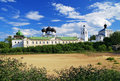 Uspensky (Assumption) Trifonov monastery, Kirov Royalty Free Stock Photos