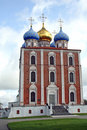 Uspensky Cathedral 02 Stock Photography