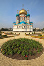 Uspensky Cathedral. Royalty Free Stock Images