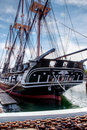 USS Constitution Royalty Free Stock Photos
