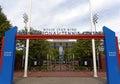 USTA Billie Jean King National Tennis Center Royalty Free Stock Photo