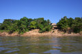 Usumacinta river Royalty Free Stock Photo