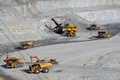 Utah's Kennecott Copper Mine Royalty Free Stock Photo