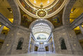 Utah state capitol Royalty Free Stock Photo