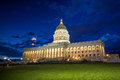 Utah State Capitol Building, Salt Lake City Royalty Free Stock Photo