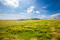 Utsukushigahara plateau in summer nagano japan Royalty Free Stock Images