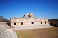 Uxmal ruins, Mexico Royalty Free Stock Photo