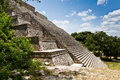 Uxmal, Yucatan, Mexico, 2014. Archeological ruins Royalty Free Stock Photo