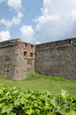 Uzhhorod Castle Royalty Free Stock Photo