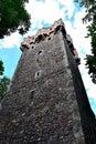 Historic Tower In The Grounds Of The Castle In Cieszyn, Cieszyn, Poland