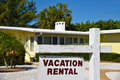 Vacation Rental House Royalty Free Stock Photo