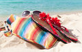 Vacations accessories Royalty Free Stock Photo