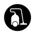 Vacum home appliance icon