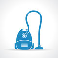 Vacuum cleaner icon Royalty Free Stock Photo