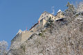 Vaduz Castle in Lichtenstein Royalty Free Stock Photo