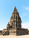 Vahana temple in Prambanan, Java, Indonesia Royalty Free Stock Images