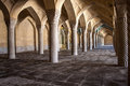 Vakil mosque in shiraz iran Royalty Free Stock Image