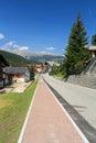 Val Badia - San Cassiano Stock Photos