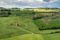 Val d orcia tuscany italy may val d orcia in tuscany on Royalty Free Stock Images