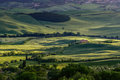 Val d orcia tuscany italy may val d orcia in tuscany on Royalty Free Stock Image