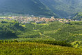 Val di Non (Trento) Royalty Free Stock Photography