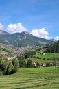 Val Gardena,South Tyrol,Dolomites Stock Photos
