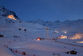 Val Thorens Photos stock