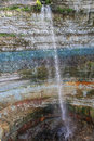 Valaste Waterfall, Estonia Royalty Free Stock Photo