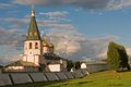 Valday iversky monastery russian orthodox church in valdai russia Stock Images