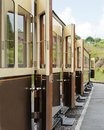 Vale of Rheidol Railway Stock Photos