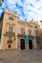 Valencia palau marques de campo city museum palace in spain Stock Photography