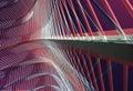 Valencia science centre Royalty Free Stock Photography