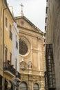 Valencia (Spain), historic church