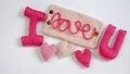 Valentine background, love heart, Valentines day, diy
