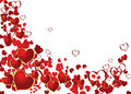 Valentine background with place for your text Royalty Free Stock Image