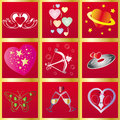 Valentine Background7 Stock Photos