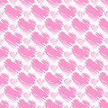 Valentine day seamless pattern. Vector Royalty Free Stock Photo