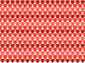 Valentine Hearts Pattern Wallp...