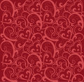 Valentine love pattern Stock Photography