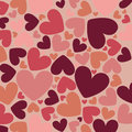 Valentine s day abstract happy text on special background Stock Photos