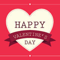 Valentine s day abstract happy text on special background Royalty Free Stock Photography