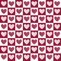 Valentine s day abstract hearts with different color making a special background Royalty Free Stock Photos