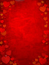 Valentine s day background power of love Royalty Free Stock Photos
