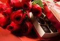 Valentine's Day Celebration Royalty Free Stock Photo