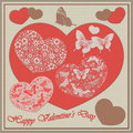 Valentine`s day love - flowers collection