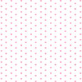 Valentine's Day and pink heart isolated on white background. Vector Holiday and pink heart background.