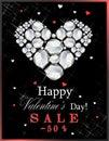 Valentine`s day sale