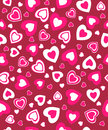 Valentine's day seamless, pattern