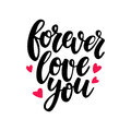 Valentine s Day vector lettering . Isolated handwriting calligraphy love