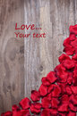 Valentines card Royalty Free Stock Photo